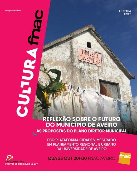 Reflexão sobre o futuro do território do município de Aveiro-PDM