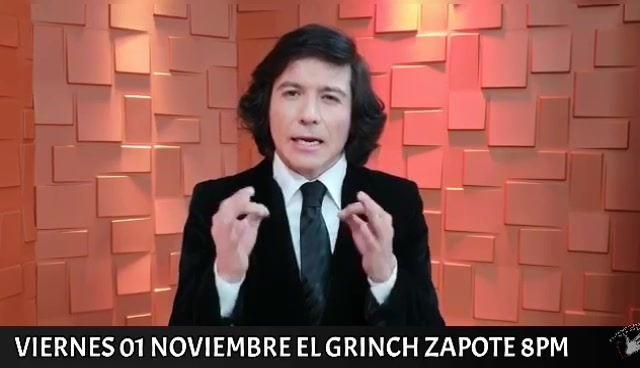 Homenaje A Camilo Sesto - 1 noviembre en Grinch (Zapote)