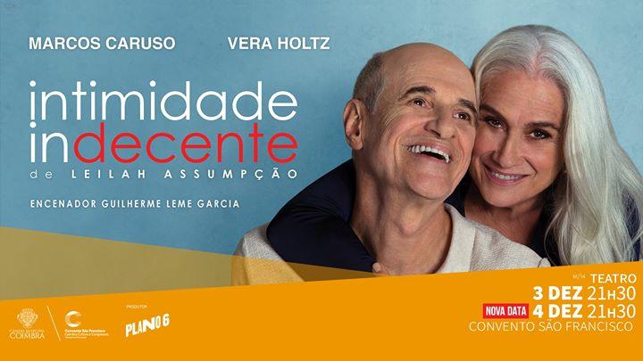 Intimidade Indecente com Vera Holtz e Marcos Caruso
