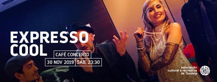 Expresso Cool | Café concerto