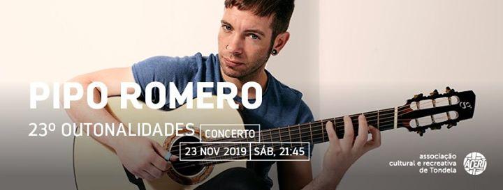 Pipo Romero | Concerto