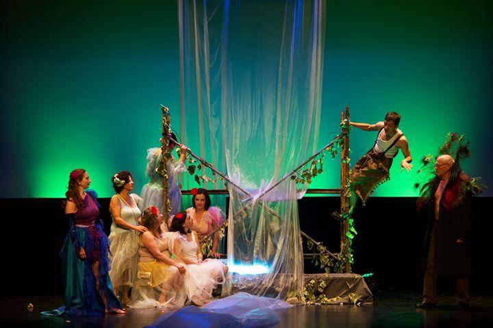Quedas d'Água d'Amor- Teatro