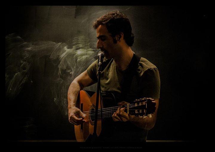Rui Oliveira: As Palavras- Café Concerto (18º aniversário CAE)