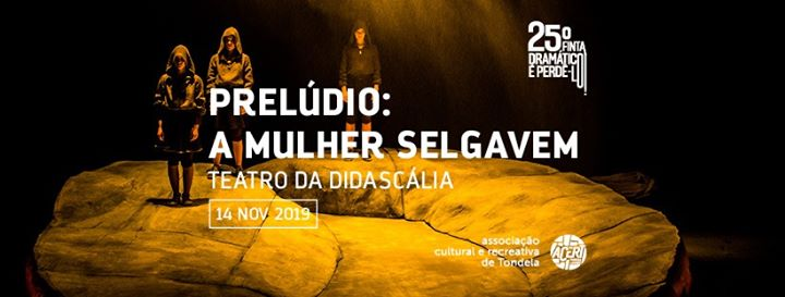 Prelúdio: A Mulher Selvagem@FINTA'19