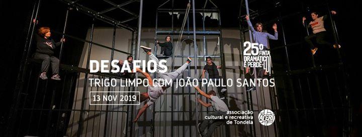 Desafios | Estreia Teatro@FINTA'19