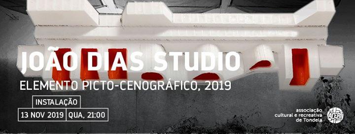 João Dias Studio   Instalação