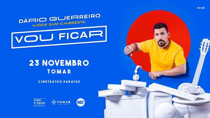 Dário Guerreiro (Môce dum Cabréste) | Vou Ficar
