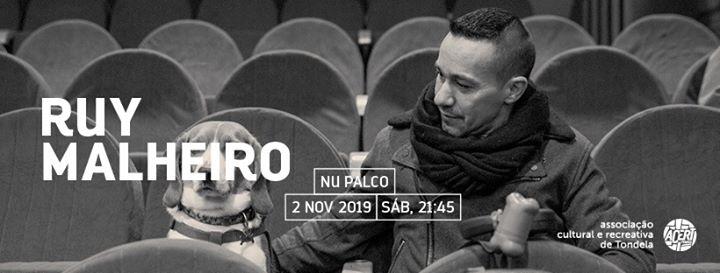 Ruy Malheiro | Nu Palco