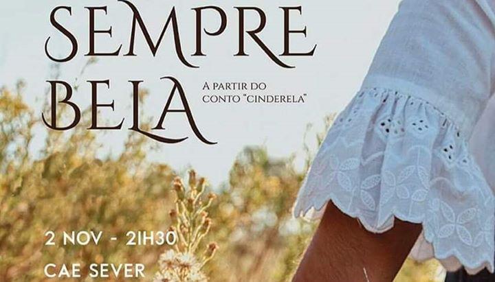 JOVOUGA Teatro Sempre Bela, a partir do conto 'cinderela'