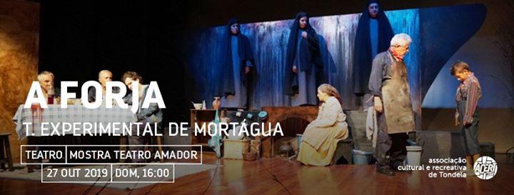 A Forja   Mostra de Teatro Amador
