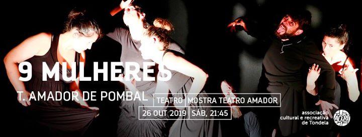 9 Mulheres | Mostra de Teatro Amador