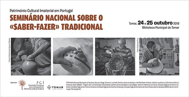 Seminário Nacional sobre o Saber-Fazer Tradicional