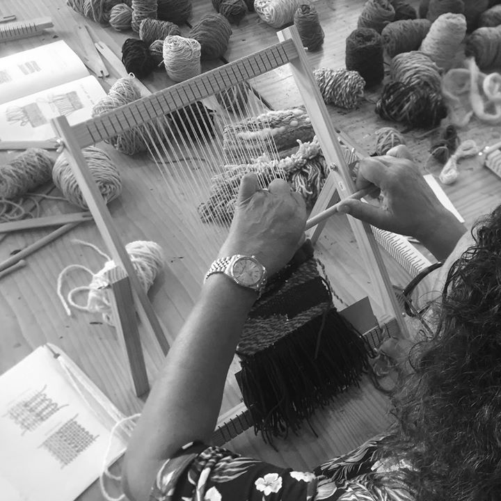 Workshop de tapeçaria - Nível II