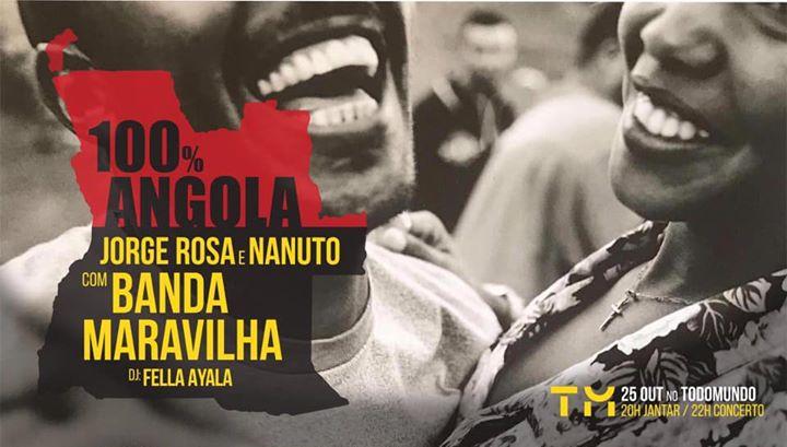 100% Angola