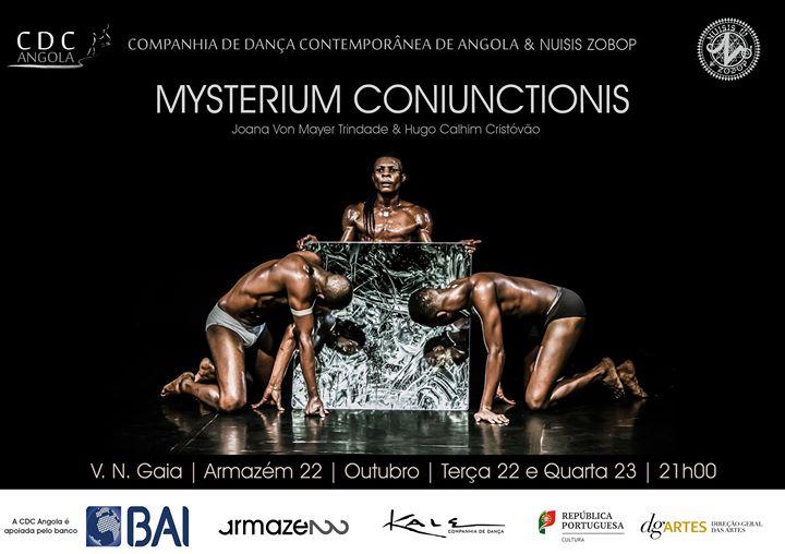 Companhia de Dança Contemporânea de Angola & Nuisis Zobop