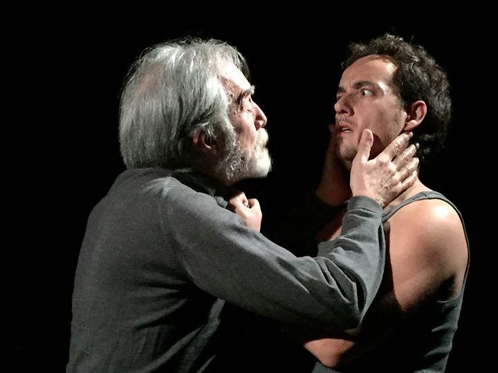 Sigue la Tormenta - Tranvia Teatro - Saragoça/Espanha