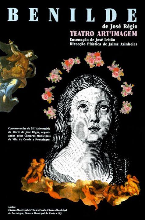 Benilde a partir de José Régio | Teatro Falado