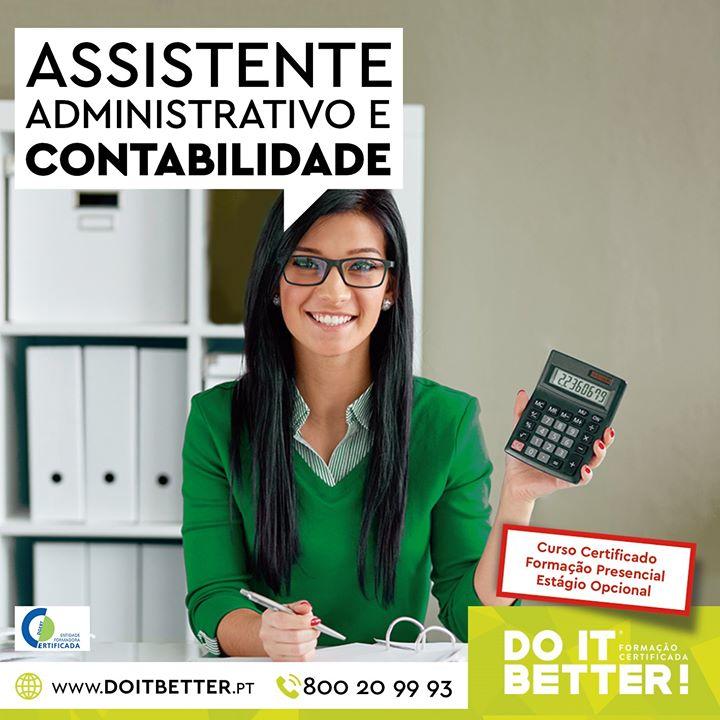 Assistente Administrativo de Contabiidade
