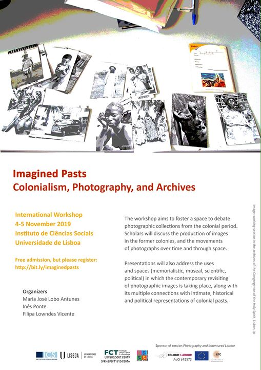 Imagined Pasts: Colonialism, Photography, and Archives