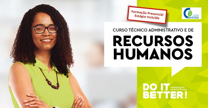 Nova turma - Tecnico/a Administrativo e Recursos Humanos