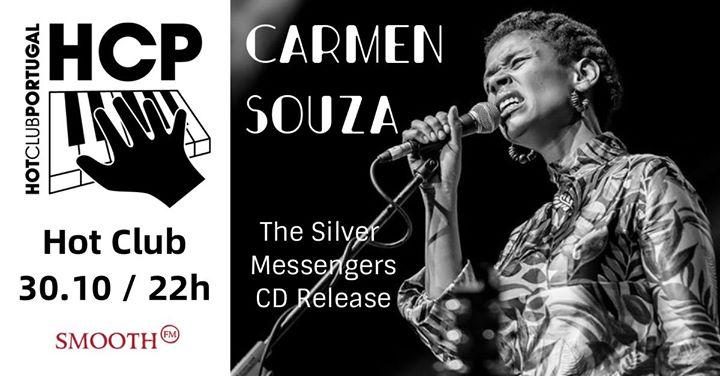 Carmen Souza / The Silver Messengers CD Release @HotClub/Lisboa