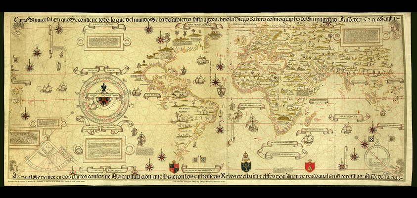 Fernão de Magalhães e a descoberta da grandeza do mundo