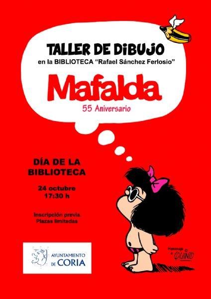55 años de Mafalda