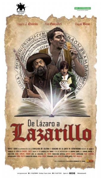 De Lázaro a Lazarillo