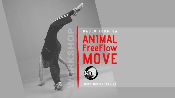 Workshop - Animal FreeFlow Move