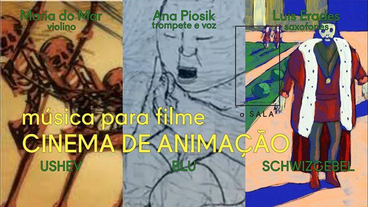 Música para filme: Cinema de Animação