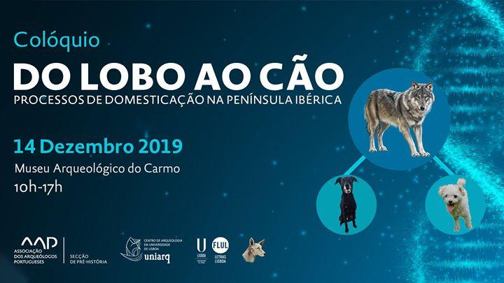 Colóquio: Do Lobo ao Cão - Processos de Domesticação na PI