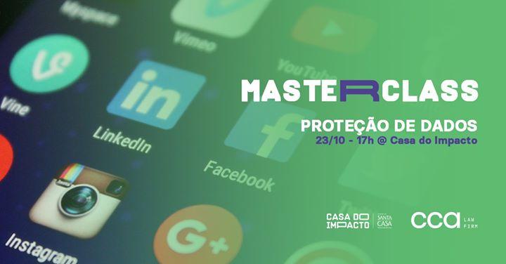 Masterclass | Proteção de Dados