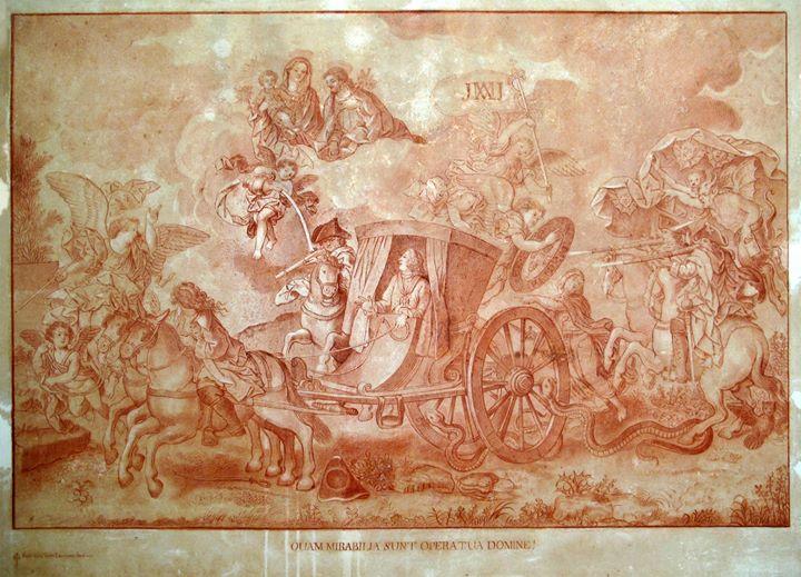 Vieira Lusitano. A partir de 3 desenhos   Inauguração