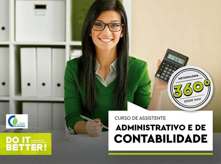 Curso Assistente Administrativo e de Contabilidade