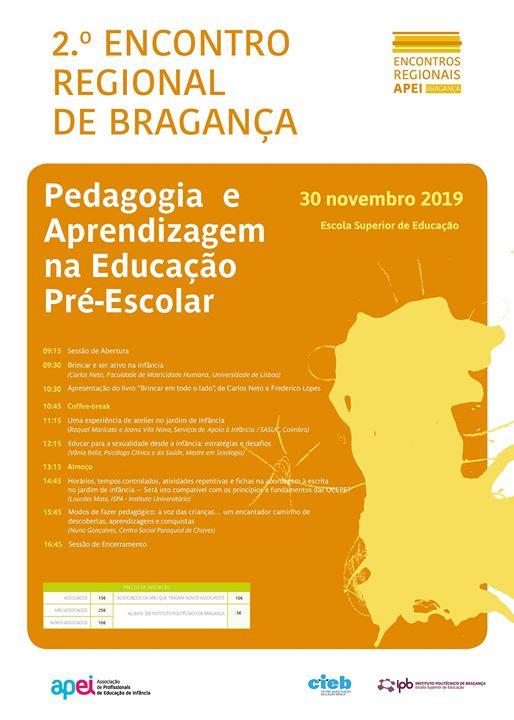 2º Encontro Regional de Bragança