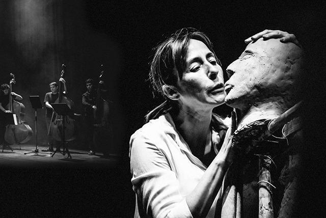 Ermelinda do Rio | Teatro da Terra