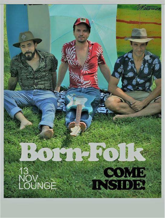 Born-Folk apresenta Come Inside! + Mário Valente