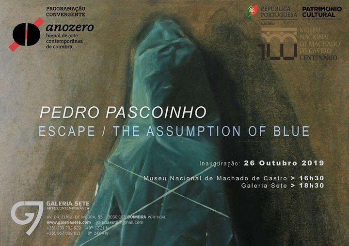 Pedro Pascoinho - Escape / The Assumption of Blue