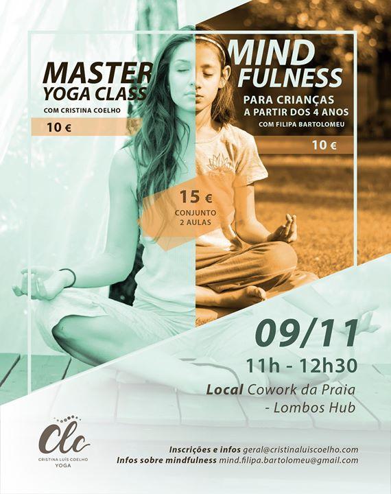 Master CLASS YOGA e Mindfulness Crianças