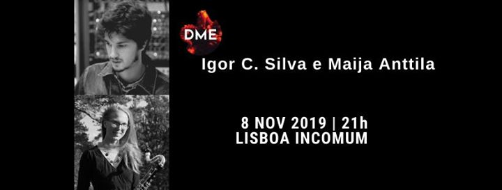 Igor C Silva & Maija Anttila • Lisboa Incomum
