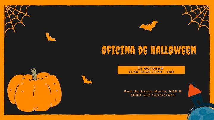 Oficina de Halloween