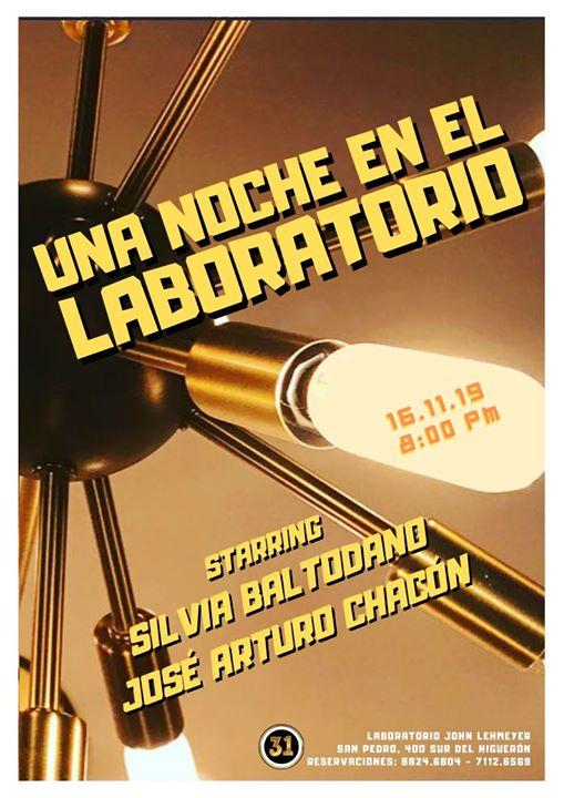Una noche en el Laboratorio