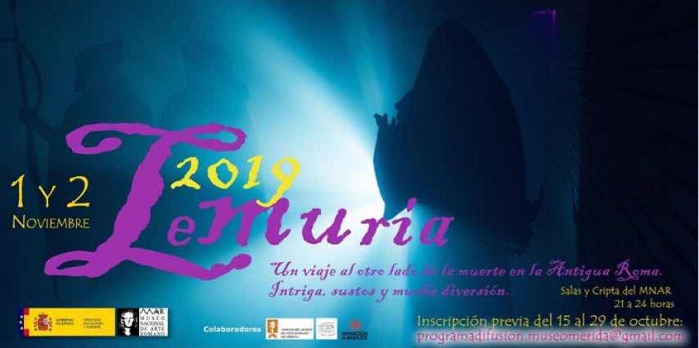 Lemuria, un viaje al otro lado de la muerte en la Antigua roma