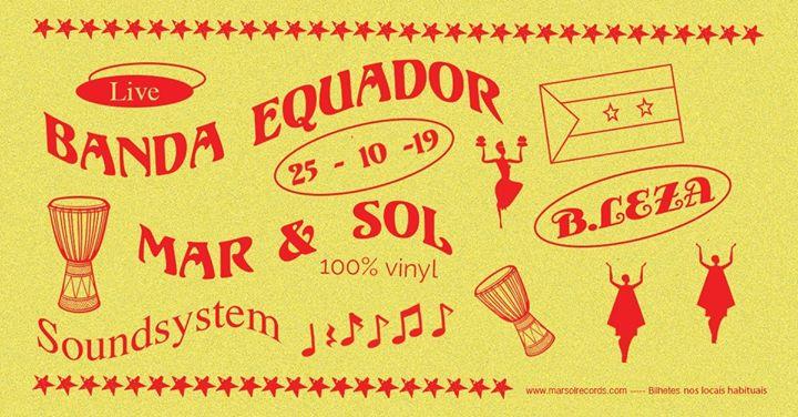 Mar & Sol + Banda Equador