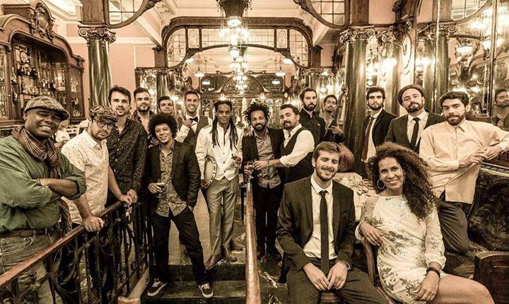 Orquestra Bamba Social & convidados