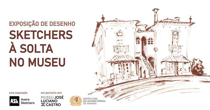 Sketchers à Solta no Museu