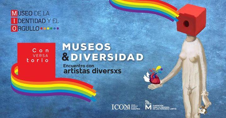 Museos y Diversidad: Encuentro con Artistas Diversxs