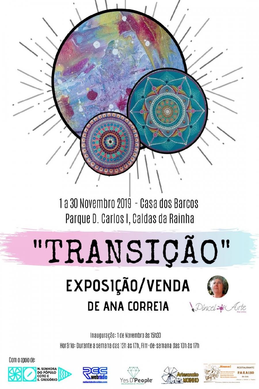 Exposição 'Transição', de Ana Correia