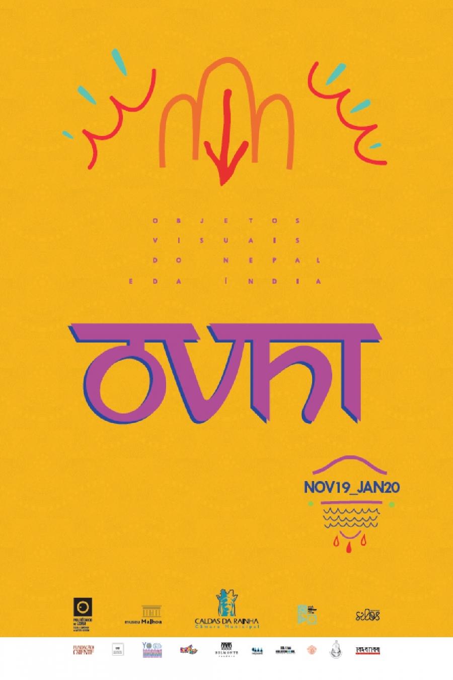 OVNI - Objectos Visuais do Nepal e da Índia