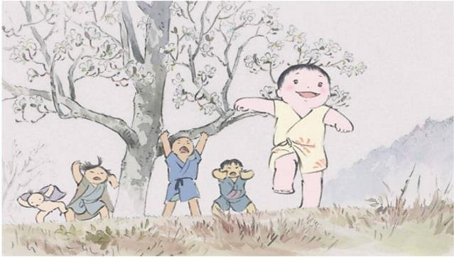 Cinema de Segunda | Ciclo Ghibli - O Conto da Princesa Kaguya